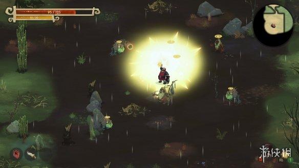 叙事特色动作角色扮演游戏《Yaga》游侠网专题站上线