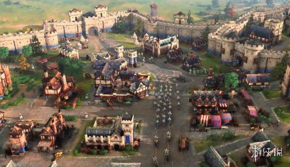《帝國時代》系列有潛力《帝國時代4》最快明年上市