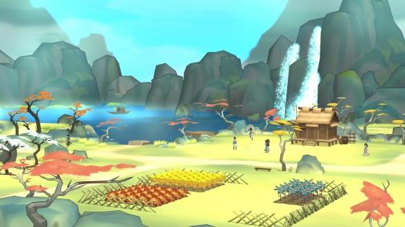 行侠仗义种田修仙!国产游戏《一方灵田》上架Steam