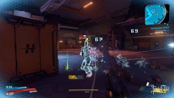 《无主之地3》首个追加战役内容13分钟实机演示曝光