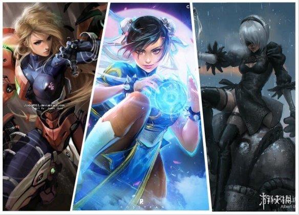 游戏中10位强大的女角色有时内心强大才是最重要的!