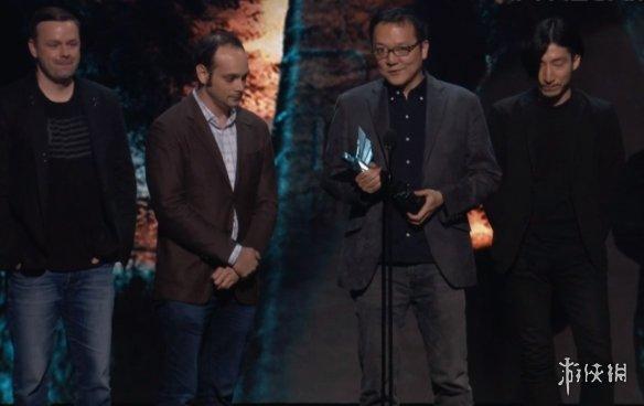 TGA2019:最佳年度游戏花落《只狼》宫崎英高上台领奖