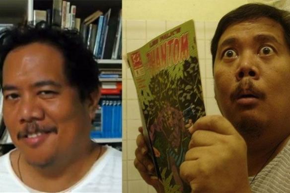日本3a动漫_菲律宾漫画家Gerry Alanguilan去世:绘制过超级英雄(2)_游侠网 Ali213.net