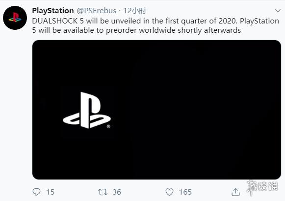 大爆料!PS5全球预购三月开启 PS5手柄明年Q1发布