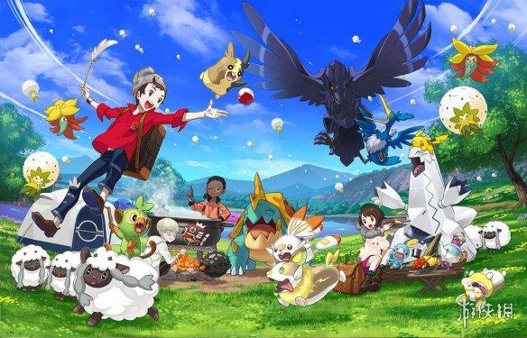 日本GEO新一周销量榜 《宝可梦:剑/盾》九周连冠!