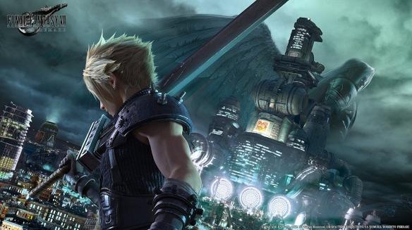 《最终幻想7:重制版》媒体评论汇总 M站均分8