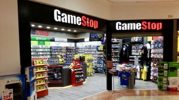 游戏零售商Gamestop多名区域经理被裁近年业绩糟糕