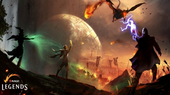 完美世界《萬智牌》世界觀網游《魔法傳奇》年內登陸PC!