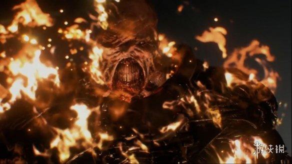 《生化危机3重制版》新预告片狂霸复仇女神拍翻吉尔!