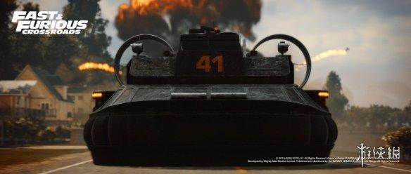 《速度与激情十字街头》游戏截图公布今年5月热血来袭!
