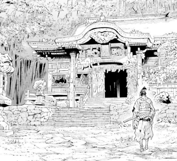 不死半兵卫的前世今生 《只狼》外传漫画将于2月发售
