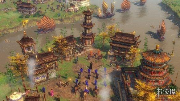 《帝国时代3》重制版2月开测 将邀请少量内部玩家参与