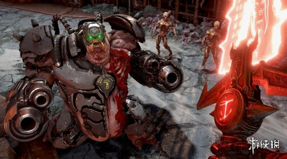 《毁灭战士:永恒》Switch版发售时间未定 值得等待