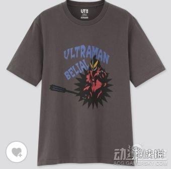 只需63元一件!优衣库X《奥特曼》联动T恤4月发售!