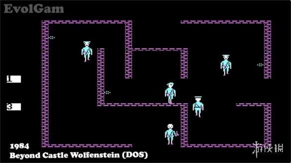 《德军总部》系列38年进化史 画质飙升的抵抗纳粹事业