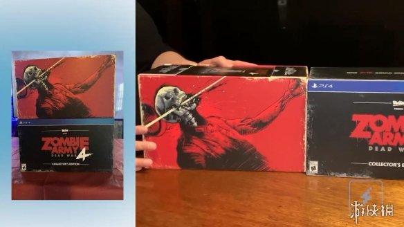 《僵尸部队4:死亡战争》珍藏版开箱:701元很超值!