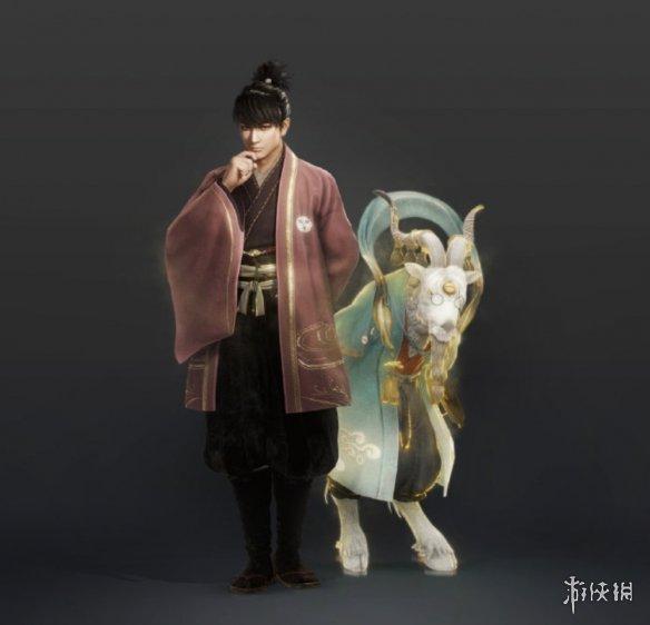 《仁王2》登场角色介绍 著名军师竹中半兵卫再次出山