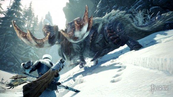 《怪物猎人世界冰原》本周三将公开2只特殊怪物的宣传片