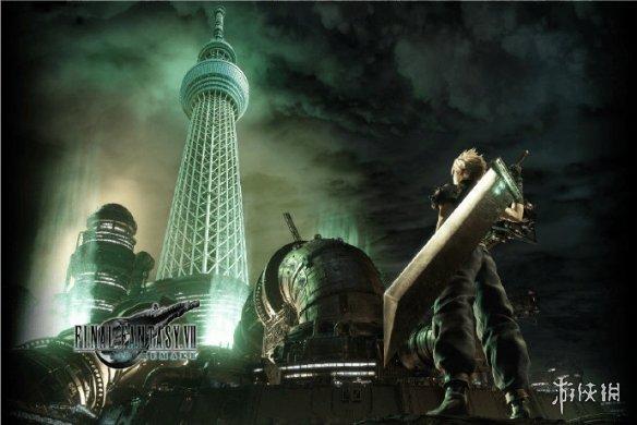 《最终幻想7:重制版》跳票不忘宣传将于4月10日登陆PS4