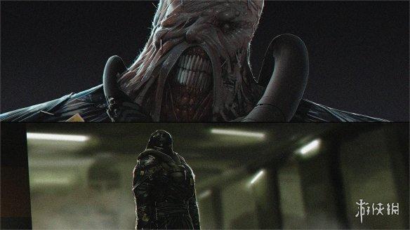 欣赏恐惧吧!《生化3:重制版》追踪者艺术图放出!