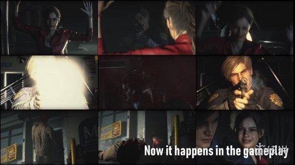 《生化危机2:重制版》丧尸枪枪爆头(一击必杀)MOD发布