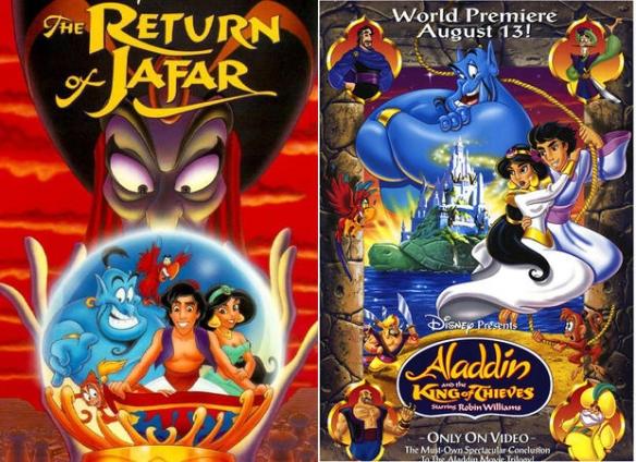 迪士尼真人《阿拉丁》将拍续集 《金刚》编剧写剧本