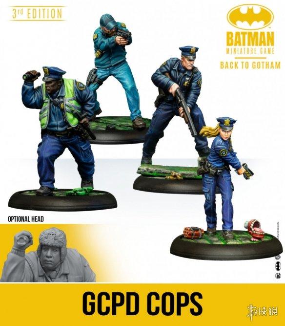 """新版《蝙蝠侠》模型玩具""""回到哥谭市""""公布 工艺精良!"""
