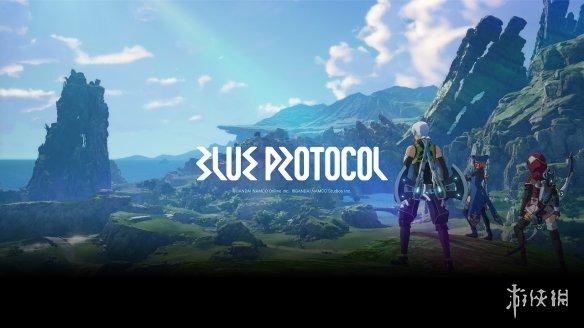MMORPG新作《蓝色协议》角色介绍元气猫耳娘上线!