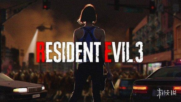《生化危机3:重制版》女主角吉尔的画质是照片级的将会有更多剧情故事