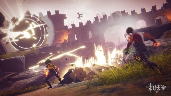 PC/PS4塞尔达版吃鸡新作《Spellbreak》将开启封测!