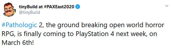 超好評恐怖生存游戲《瘟疫2》將于3月6日登陸PS4