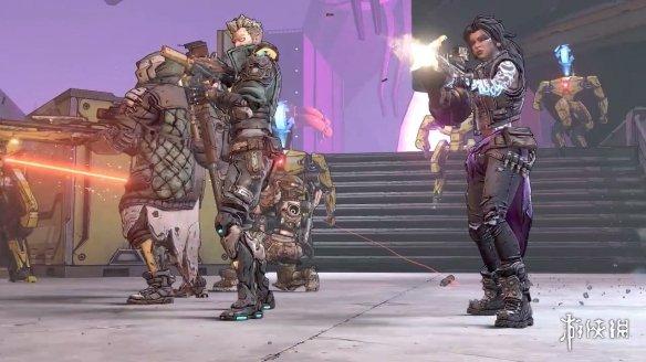 《无主之地3》将支持Steam和Epic游戏互通存档可转移