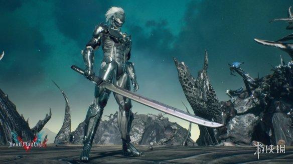 《鬼泣5》雷电mod《合金装备崛起复仇》主角帅气登场!