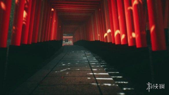 """免费观光模拟器《伏见稻荷大社》""""秋雨""""模式宣传片!"""