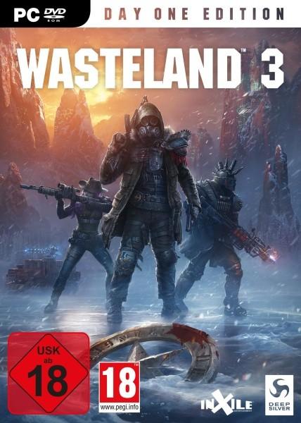 《废土3》欧版实体封面公开!将于5月19日正式发售
