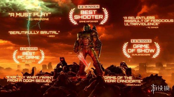 《毁灭战士:永恒》上市预告公布!恶魔们赶紧逃命吧