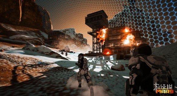 科幻生存FPS《火星影象》发售预告 登陆Steam,pS4,Xbox
