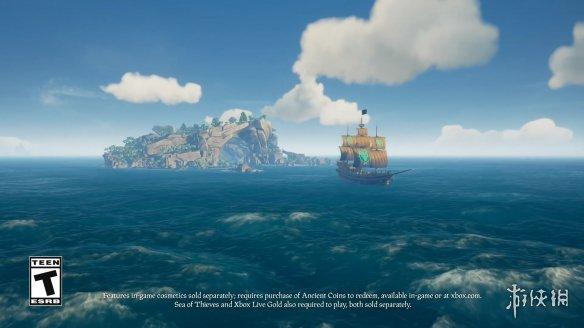 """微软和Rare宣布《盗贼之海》的更新""""火之心""""已上线"""
