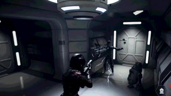 《星球大战:前线2》礼仪机械人原来也是有情感的