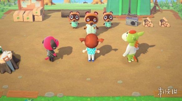 《集合啦!动物森友会》严格禁止玩家修改系统时间!