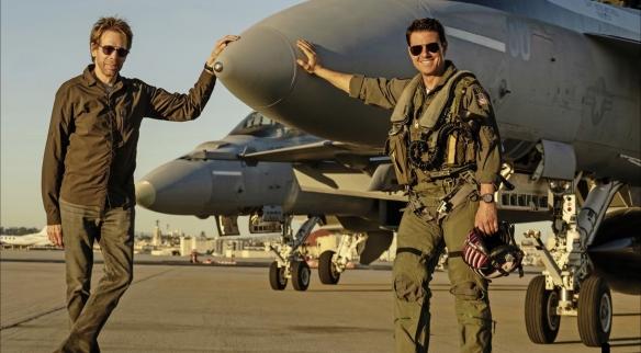 阿汤哥想在《壮志凌云2》开F18战斗机  但被美军拒绝