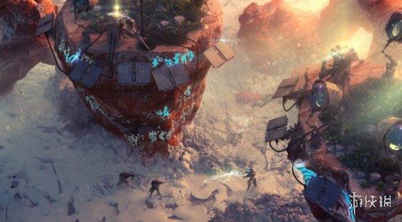 末世题材RPG《废土3》53分钟试玩!展示开场部分的战斗