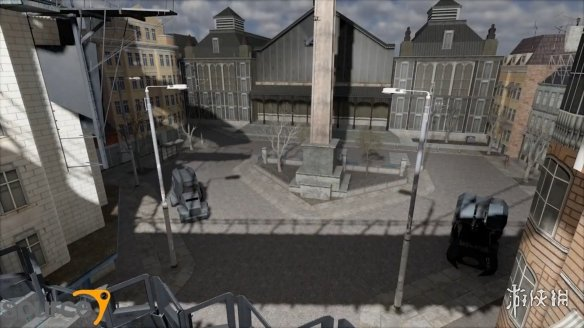 大神制作VR版的《半条命2》MOD!并发出演示关卡!