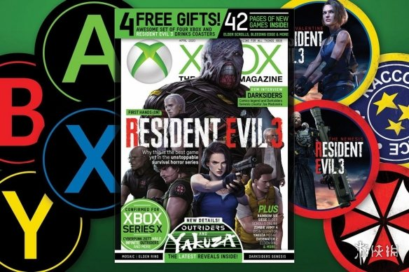 出版商Future旗下《官方Xbox杂志》已于上周正式停刊