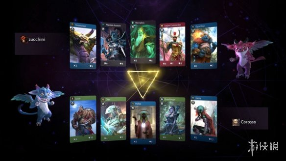 V社卡牌游戏《Artifact》揭棺而起 2.0版本不再氪金