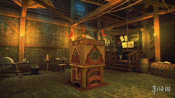 《达芬奇密室2》将于年内登录Steam 支持简体中文!