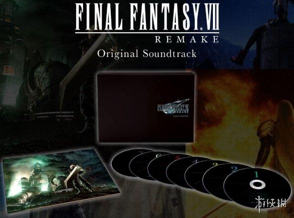 《最终幻想7:重制版》原声音乐集将于5月27日发售!