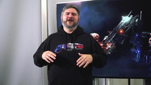 《战争机器5》多人模式设计总监离职 在任时间达6年