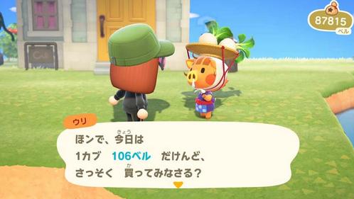 《动森》究竟好玩在哪里?日本玩家说出了真·答案!