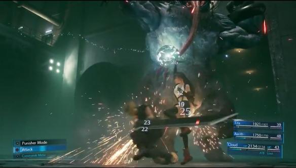 《最终幻想7:重制版》开发日志:蒂法比赛引体向上